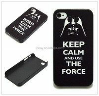 Cheap deal high quality STAR WAR Darth Vader design cell phone case cover skin for iphone 4 4g 4s case