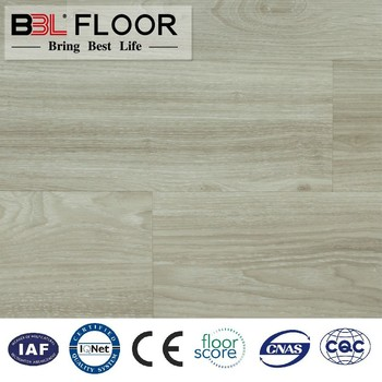 Durable healthy non-slip waterproof wpc indoor flooring