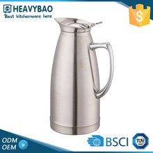 Heavybao Stainless Steel 1/2 gal water jug thermos insulated portable water cooler gravy jug