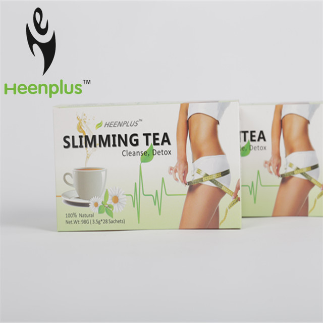Herbal Ingredients No Side Effects Whole Body Slimming Tea Fat Lose Tea