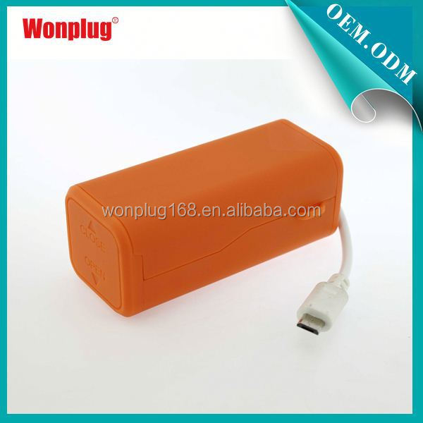 2014 top sale best appearance fashion power bank harga /harga power bank 12000 mah for s