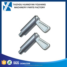 Truck container body parts locking pin spring latch bolt