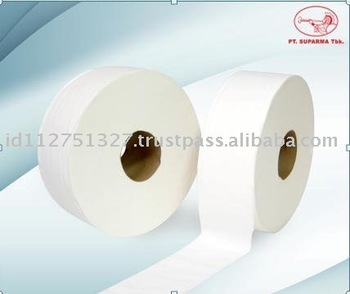 100% Virgin Pulp Jumbo Roll Tissue PL-KL-2