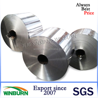 Food Grade Aluminium Foil Raw Material with Different Specifications