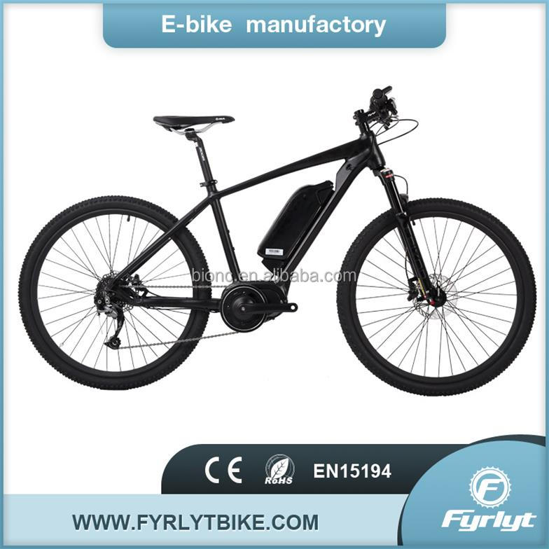 2017 e bicycle 27.5'' mid motor mountain ebike electric bike bicycle dubai
