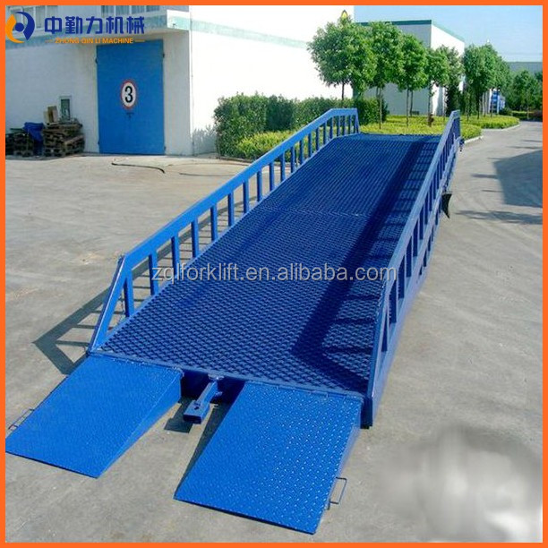 8 ton - 30 ton Mobile Container Loading Ramp (Customizable)