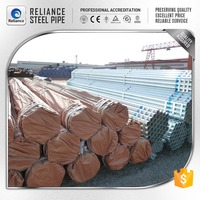 GALVANIZED ROUND STEEL PIPE FOR GREENHOUSE FRAME