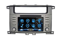 2 Din Car DVD Player SPEICAL FOR TOYOTA Land Cruiser 100 with built-in GPS, Dual Zone, RDS,DVB-T, Steering Wheel (TID-9203 New)