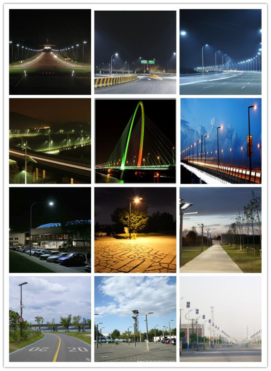 5years warranty waterproof ip65 80w high brightness led street light price list