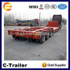 2014 New Special Purpose 3 Line multi axles Lowbed semi trailer on Sale