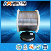 hard tempered and annealed soft pure nickel ni200 ribbon wire for e-cig