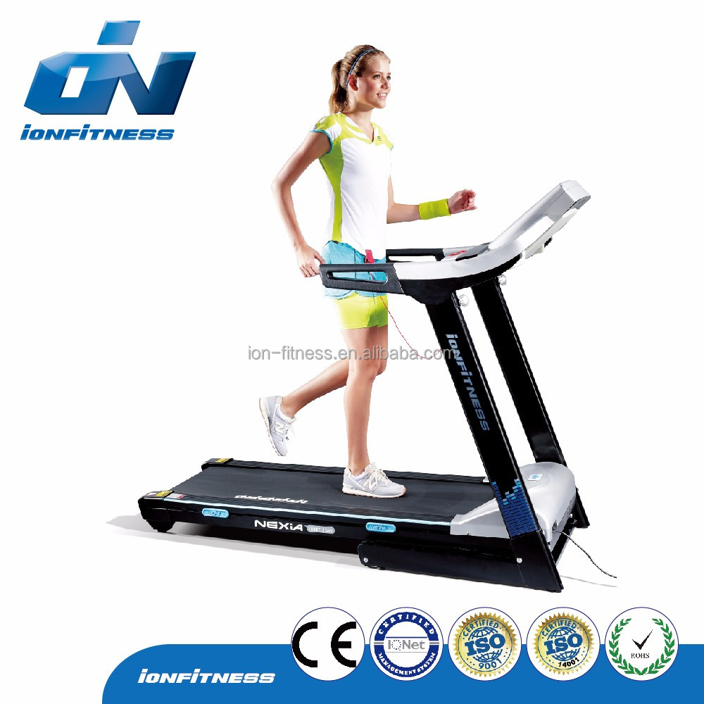 Best selling fitness equipment IT2000 power fit electric treadmill