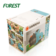 Forest packing apple banana fruits and vegetable packaging carton box