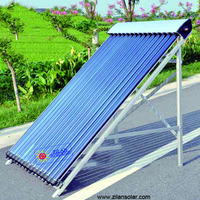 Selective coating for solar collector