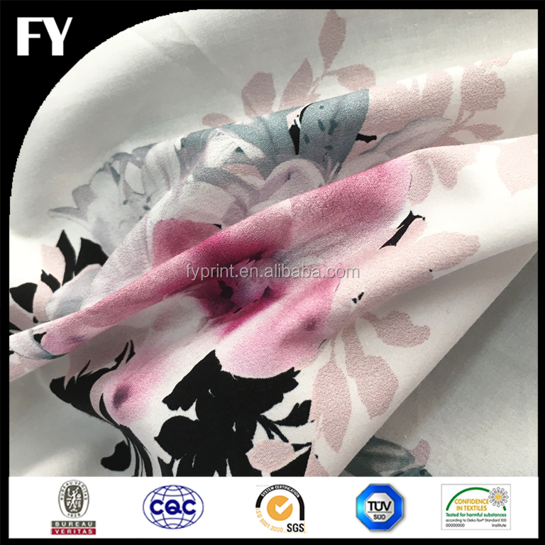 Factory direct custom design high quality cotton pre quilted fabrics