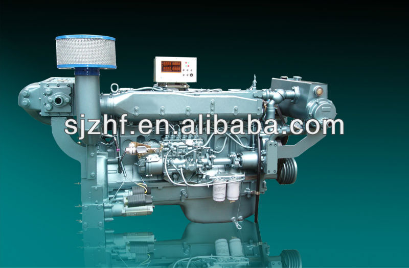 WD615 series150hp-330hp steyr marine diesel engine