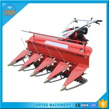 rice combine harvester | tractor mounted combine harvester