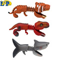 New design Tiger Shark and Dinosaur Grabber toy