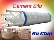 Easy Transport Bolt type Cement Silo for concrete plant