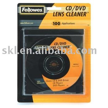 how to clean dvd laser