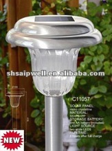 2012 THE NEWEST LED type solar energy lawn lamp