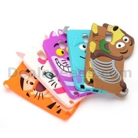 3D Cartoon Pattern Design Soft Silicon Back Cover Case for Samsung Galaxy Note 3 N9000 N9002 N9005 N9006