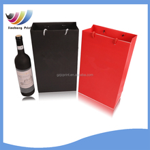 New products paper single wine bags, elegant wine gift paper bag