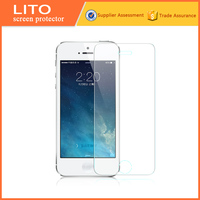 9H explosion-proof tempered glass screen protector for iphone 5 OEM ODM