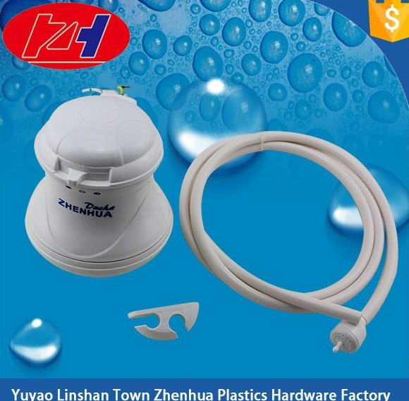 Alibaba high level bathroom shower portable 220v electric heaters shower electric water heater