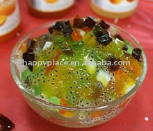 crystal jelly for taiwan beverage