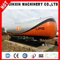Hot sale 10CBM LPG storage tank factory supply pressure container