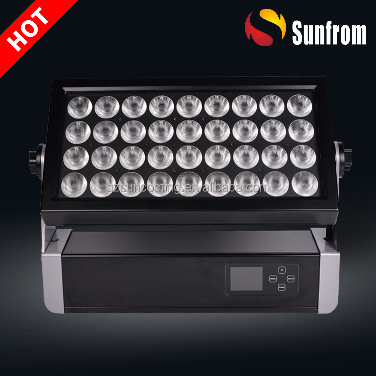 New design dmx light led outdoor city color stage light