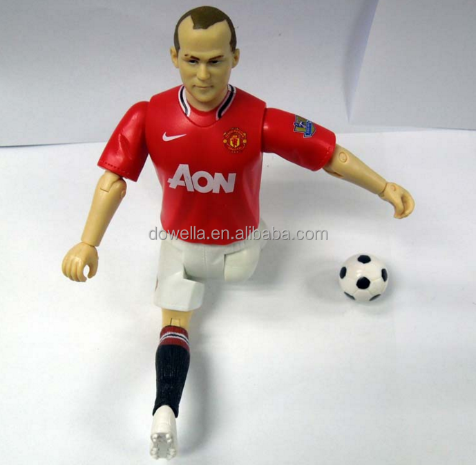 soccer player action figure