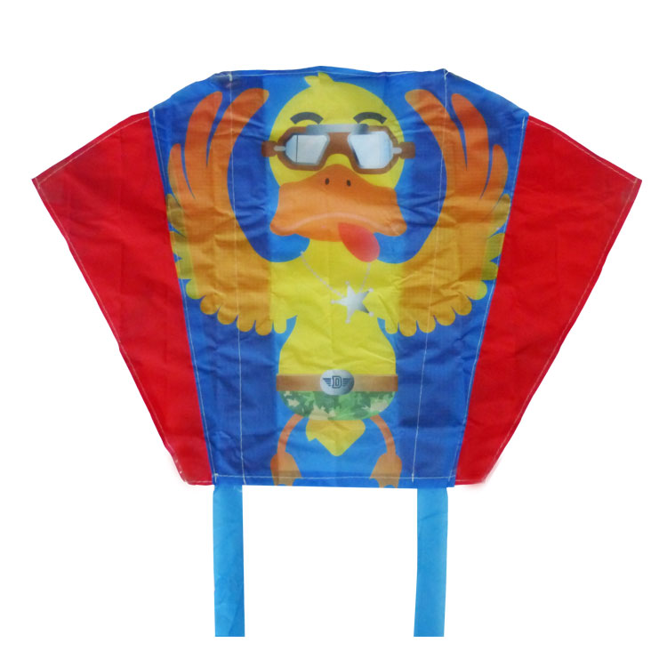 Factory wholesale children's outdoor toys polyester china mini kite