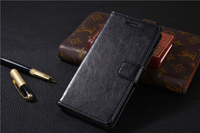 leather flip cellphone case for huawei honor 3c h30-u10