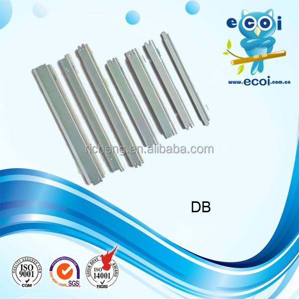 Hot selling!! china supplies resettable DB Doctor blade cartridge z2100-3200 for P1102/M1130 1010/1012/1015/1018 printer