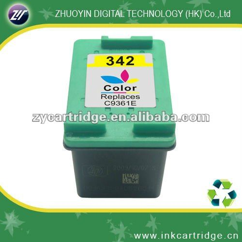 342 compatible refill ink cartridge for printers
