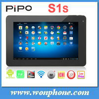 Fast shipping! 7 inch PiPo S1s S1 Tablet PC Andriod 4.2 RK3066 Dual Core 1.6GHz 1GB DDR3 8GB HDD Capacitive Webcam Wifi
