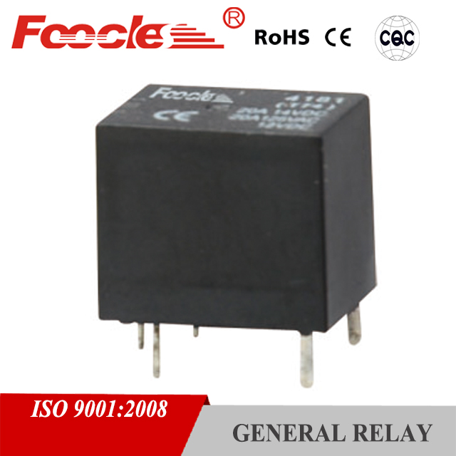 T78 PCB General Purpose Relay 0.8W 12V 30A