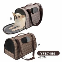 Durable Fabric Pet Carriers for Sale