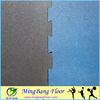 outdoor safety trailer rubber flooring for blind walkway