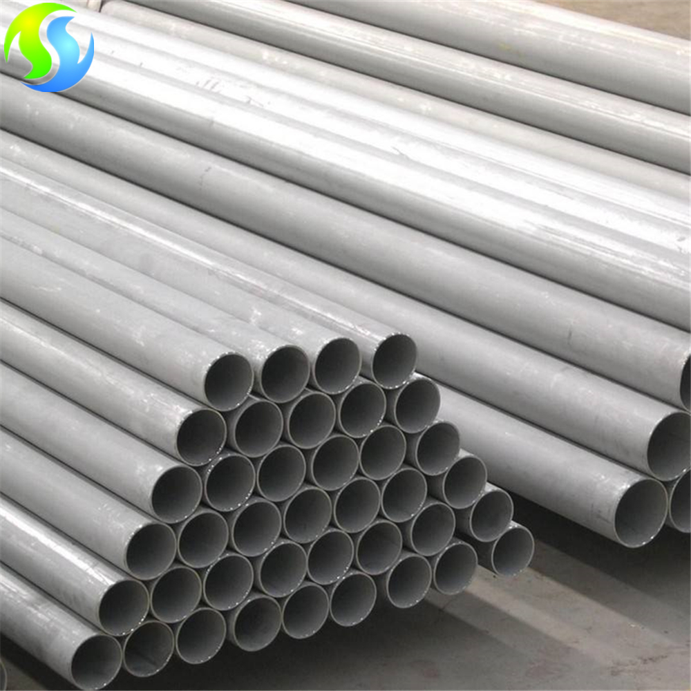 Cold drawn 300 series stainless steel seamless round tube price