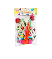 Advertising Disposable 7pcs Party Kid Supplies Set