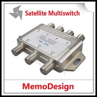 multiswitch 3 in 4 out, dual lnb switch, multischalter diseqc satellite multiswitch