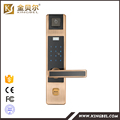 Smart Password Fingerprint Door Lock with touch screen