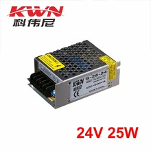 KWN Switch Mode 24v Led Driver Power Supply with Low Consumption