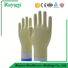 latex gloves powder free exam hand gloves RU Registration