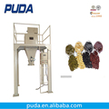 Free flow automatic 50kg bags bean packing machine