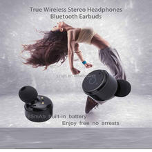 Popular charge case Bluetooth sport headphone tws wireless bluetooth earbuds noise cancelling earphone