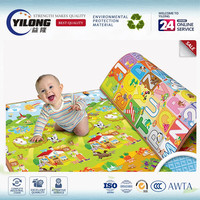 Newest light memory foam play mat corrosion resistance